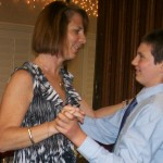 Mother-Son Waltz at the 2011 Parent Show Party!