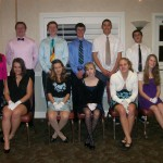 Spring 2011 High School Cotillion Class