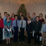 Middle School Cotillion Holiday Dance 2010